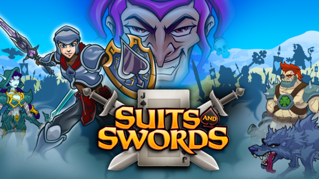 suits and swords game logo