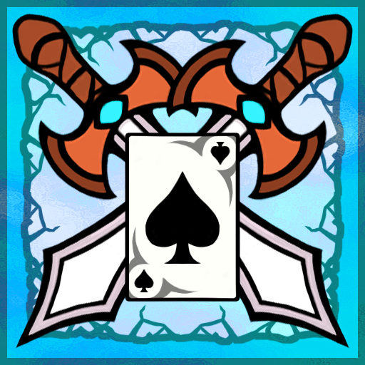 swords and poker logo